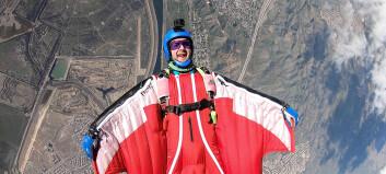 Wingsuit-flyverne