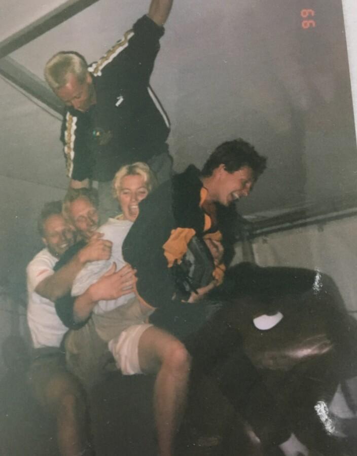 Hele Norgies på mekanisk wombat