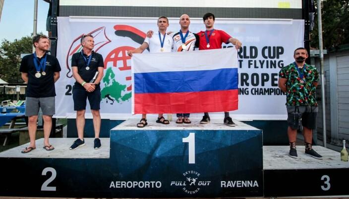 Andreas glemte i utgangspunktet EM-sølv i Wingsuit fra 2019 da jeg spurte om å få en merittliste. Men han glemte visst å stå på pallen også. Jeg takker mine danske venner på tredjeplass, for at Norge allikevel ser anstendige ut.