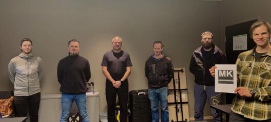 Fem nye materiellkontrollører