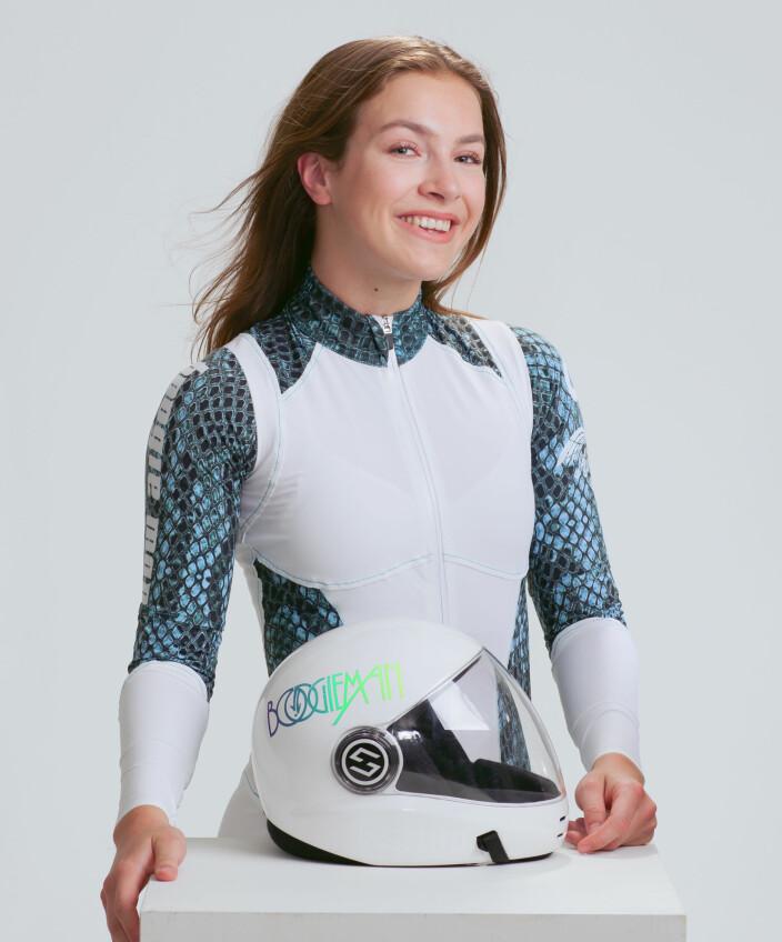 Amalie Hegland Lauritzen, VM-medaljør fra Weembi Lille, Frankrike 2019