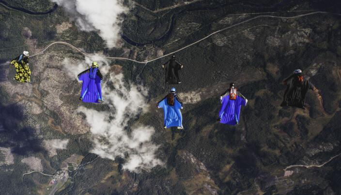 Wingsuit Weekend