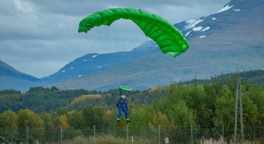 Troms Fallskjermklubb