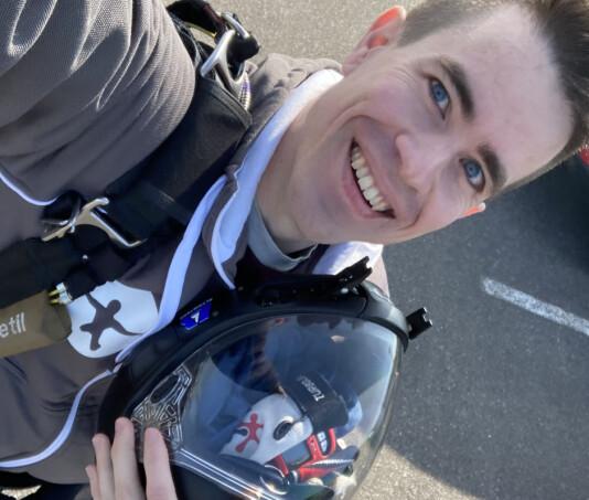 Koronasmittet i fallskjermklubben