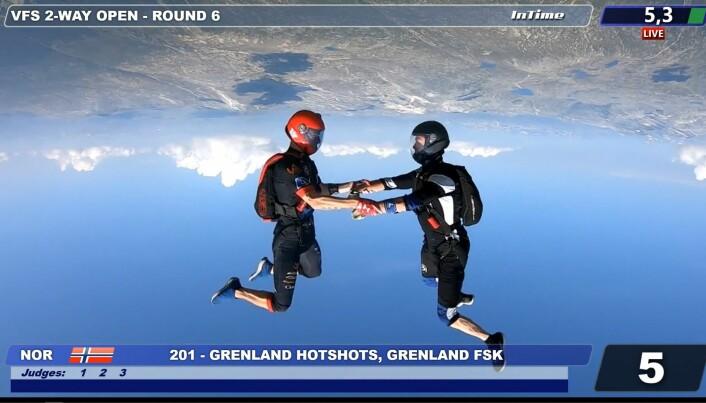 Grenland Hotshots tok tredjeplassen