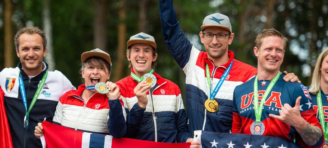 Medaljeseremonier