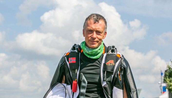 Remi Damgaard, Wingsuit Performance