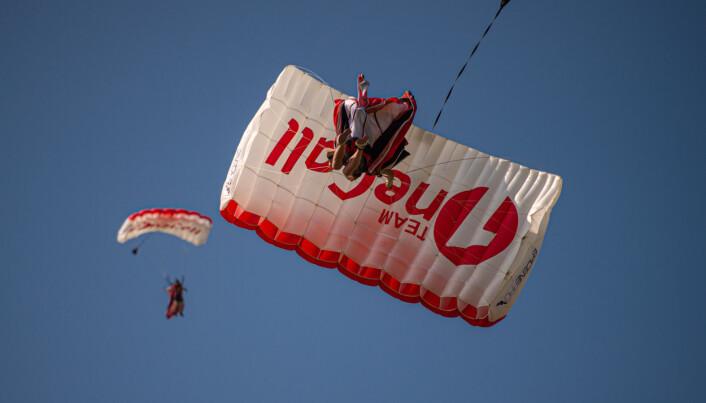 Wingsuit- akrolaget