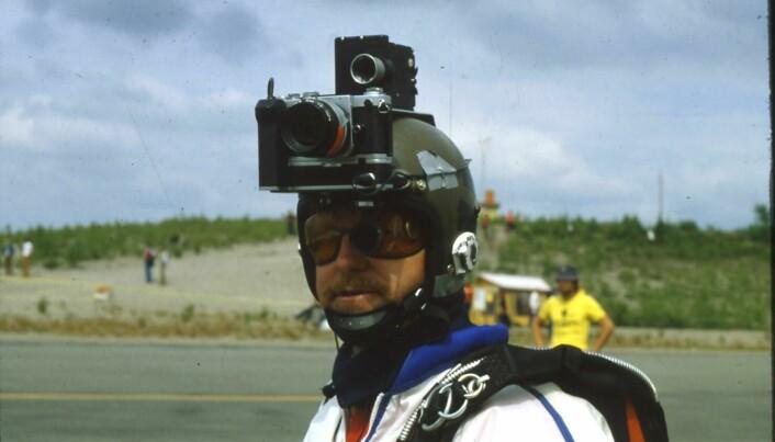 Laffen med kameraer